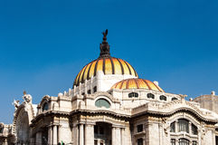 Bellas Artes  Palace Royalty Free Stock Photography