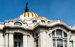 Bellas Artes  Palace Royalty Free Stock Images