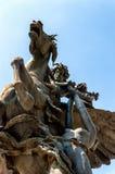 Bellas Artes  Sculptures Stock Photos