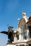 Bellas Artes  Sculptures Royalty Free Stock Images