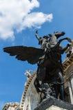 Bellas Artes  Sculptures Royalty Free Stock Photos