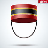 Bellboy Hat Vector Illustration Royalty Free Stock Photos