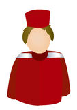 Bellboy Icon Royalty Free Stock Images