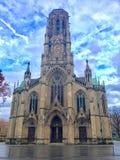 Belle église photo libre de droits