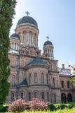 Belle église d'université dans Chernivtsi photo stock
