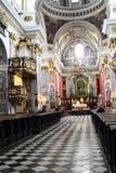 Belle église en Slovénie photo libre de droits