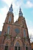 Belle église néerlandaise photographie stock