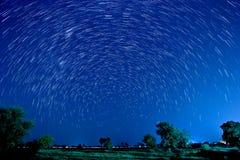 Belle étoile Images libres de droits