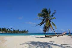 Belle île d'archipel de San Blas, ¡ de Panamà image stock