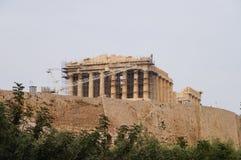 Belle Acropole à Athènes, Grèce Image libre de droits