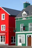 Belle architecture irlandaise Images stock
