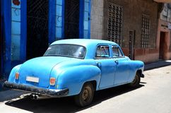 Belle automobili di Cuba, Avana Immagine Stock Libera da Diritti