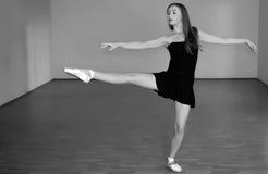 Belle ballerine Photos libres de droits