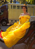 Belle - Beauty and the beast Stock Photos