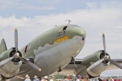 Belle C-46 de bohémien Photo libre de droits