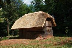 Belle cabane image libre de droits