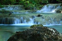 Belle cascade image stock