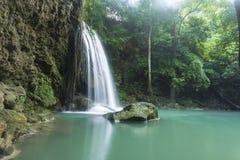 Belle cascate Fotografia Stock