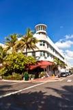 Belle case nello stile di Art Deco Immagini Stock Libere da Diritti