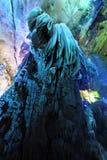 Belle caverne Image libre de droits