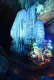 Belle caverne Image stock