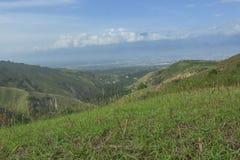 Belle colline de kawatuna photos libres de droits