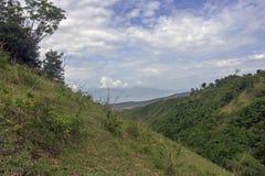Belle colline de kawatuna images libres de droits