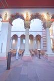 Belle colonne décorée Image libre de droits