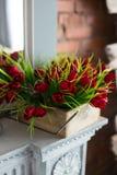 Belle composition des fleurs Photo stock