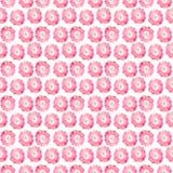 Belle composition florale de fines herbes mignonne tendre merveilleuse d'un modèle rose de pivoines Image libre de droits