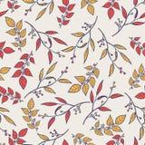 Belle conception tropicale de mod?le d'?t? de feuilles et de fleurs et ensemble d'isolement d'objet illustration de vecteur