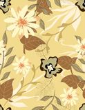 Belle configuration florale Photographie stock