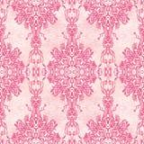 Belle configuration sans joint florale illustration stock