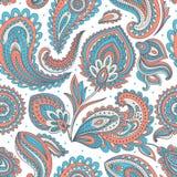 Belle configuration sans joint florale Photographie stock libre de droits