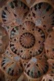 Belle coordonnée d'Ali Qapu Palace à Isphahan, Iran Images libres de droits