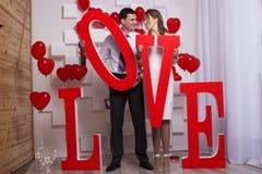Belle coppie di nozze Fotografie Stock Libere da Diritti
