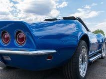 Belle Corvette Images stock