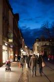 Belle costruzioni di Heidelberg Fotografia Stock