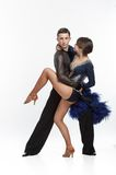 Belle danse de couples Photo libre de droits