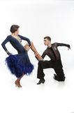 Belle danse de couples Photos stock