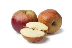 Belle de Boskoop-appelen stock foto's