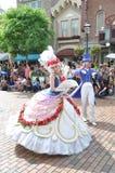 Belle in Disney Princess Stock Photos