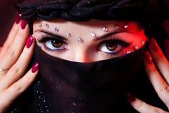 Belle donne asiatiche. Fotografie Stock Libere da Diritti