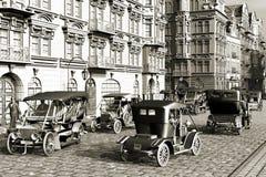 belle epoque Στοκ φωτογραφίες με δικαίωμα ελεύθερης χρήσης