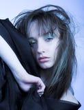 Belle fée, jeune femme photo libre de droits