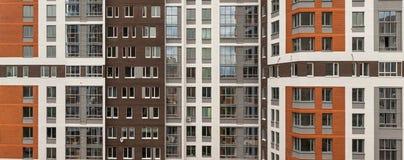 Belle façade du bâtiment Image libre de droits