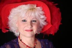 Belle femme 1 Photographie stock libre de droits