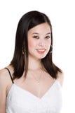 belle femme asiatique Photographie stock
