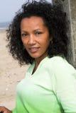 Belle femme de couleur photos libres de droits