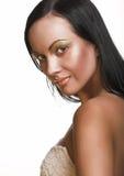 belle femme de visage Photos libres de droits